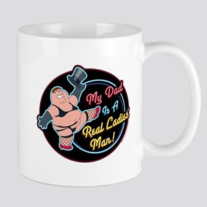 Family Guy Real Ladies' Man Mug