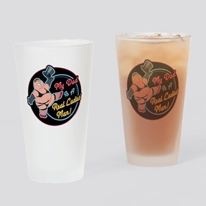 Family Guy Real Ladies' Man Drinking Glass