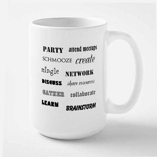 NETWORKING Mugs