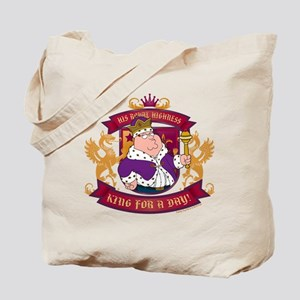 Family Guy King for a Day Tote Bag