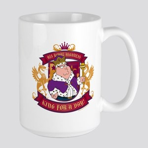 Family Guy King for a Day Large Mug