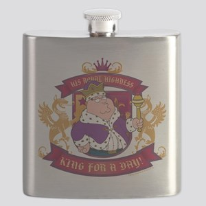 Family Guy King for a Day Flask
