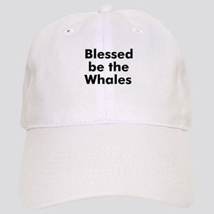 Blessed be the Whales Cap