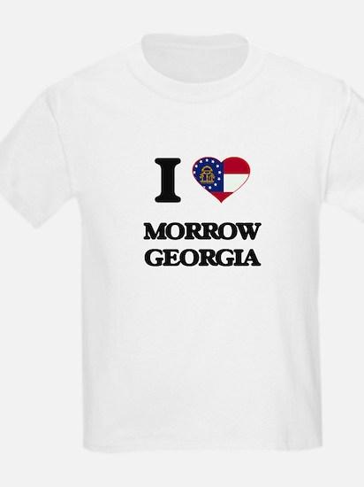 I love Morrow Georgia T-Shirt