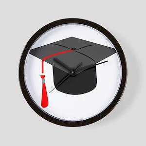Graduation Cap Wall Clock