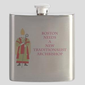 Boston needs trad abp.  Flask
