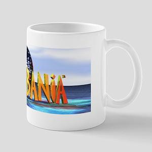 Wombania World Logo Mug