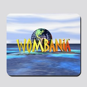 Wombania World Logo Mousepad