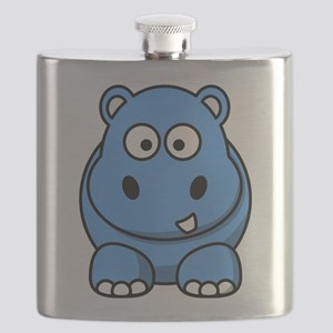 Baby Hippo Flask