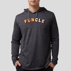 Funcle Mens Hooded Shirt