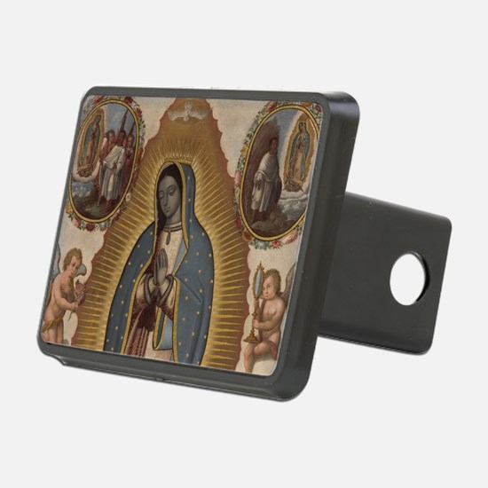 Virgin of Guadalupe. Hitch Cover