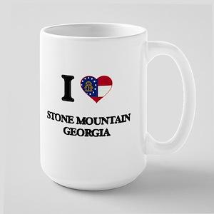 I love Stone Mountain Georgia Mugs