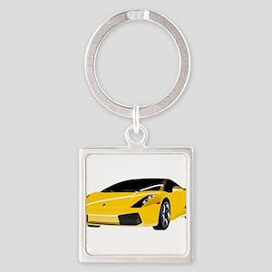 Fancy Car Keychains