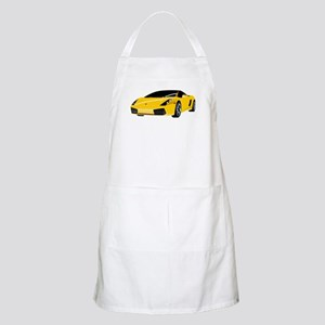 Fancy Car Apron