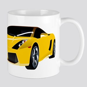 Fancy Car Mugs