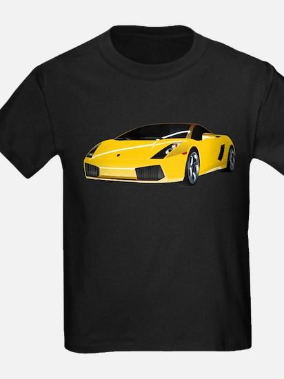 Fancy Car T-Shirt