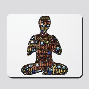 Meditation Mousepad