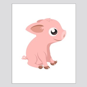 Baby Pig Posters