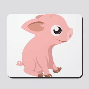Baby Pig Mousepad