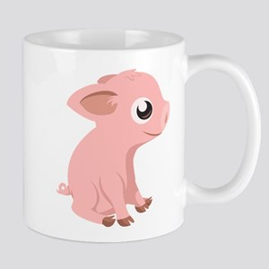 Baby Pig Mugs