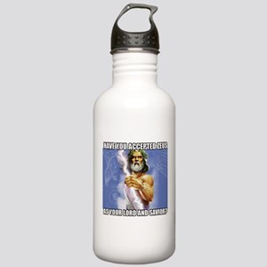 Zeus Stainless Water Bottle 1.0L
