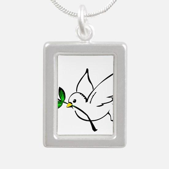 Peaceful Dove Necklaces