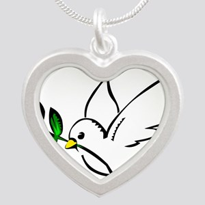 Peaceful Dove Necklaces