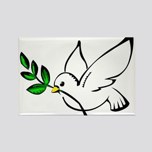 Peaceful Dove Magnets