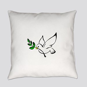 Peaceful Dove Everyday Pillow