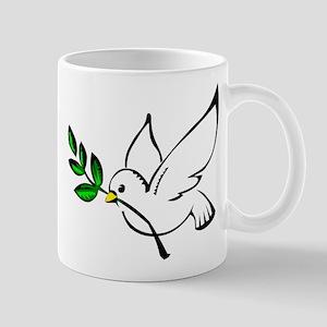 Peaceful Dove Mugs