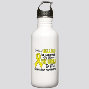 Spina Bifida MeansWorl Stainless Water Bottle 1.0L