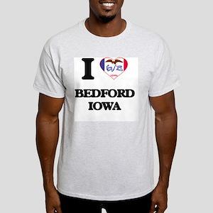 I love Bedford Iowa T-Shirt