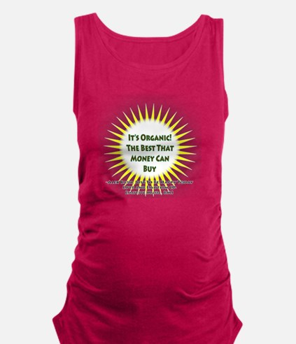 Unique Sustainable Maternity Tank Top