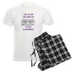 ONE TEAM ONE DREAM TEAM SANFILIPPO Pajamas