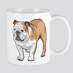 bulldog without text Mug
