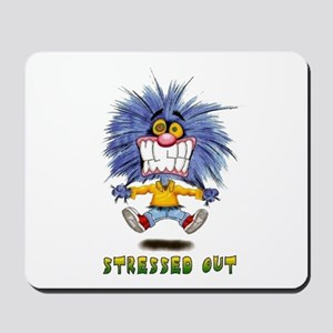 Zoink Stressed Mousepad