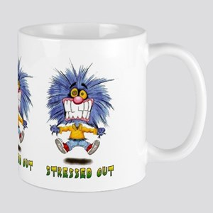 Zoink Stressed Mug