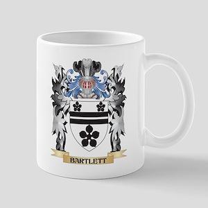 Bartlett Coat of Arms - Family Crest Mugs