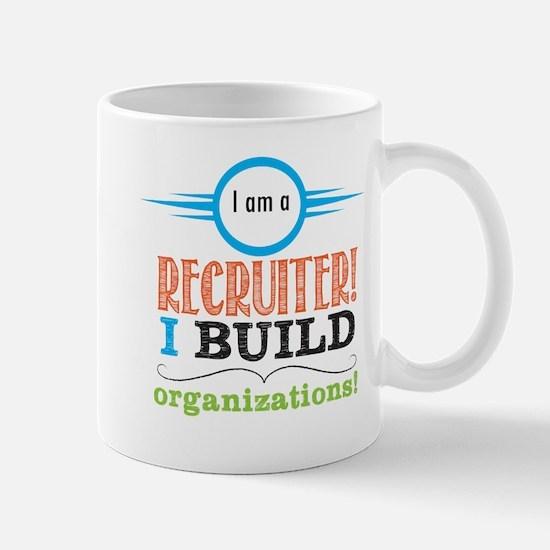 Cute Recruiting Mug