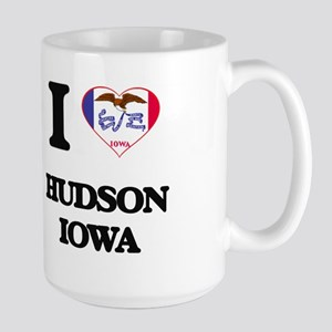 I love Hudson Iowa Mugs