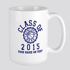 Class of 2015 Basketball Mugs