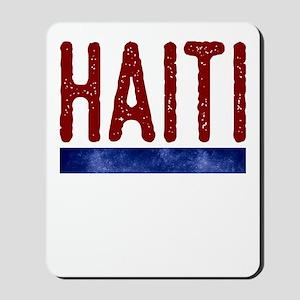 Haiti Mousepad