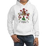 Völcker Family Crest Hooded Sweatshirt