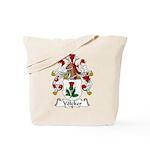 Völcker Family Crest   Tote Bag