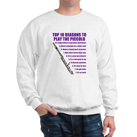 Piccolo Top 10 Sweatshirt