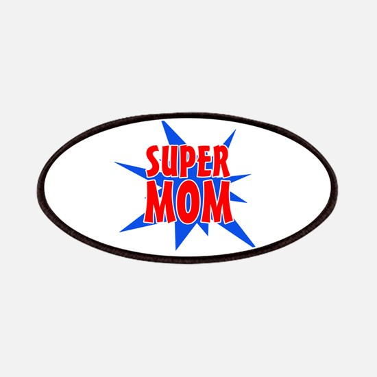 Super Mom Mother's Day Design Patch
