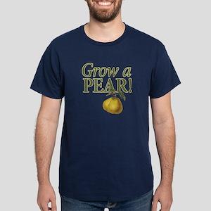 Grow a Pair (Pear) - Dark T-Shirt