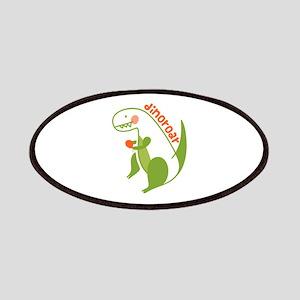 T Rex Dinosaur Patch
