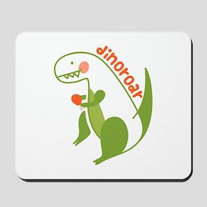 T Rex Dinosaur Mousepad