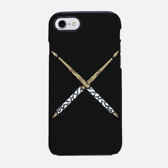 Drumsticks iPhone 7 Tough Case
